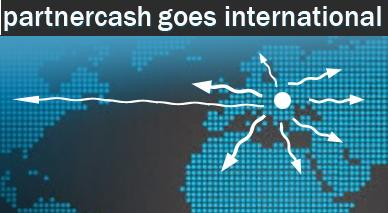 Pcgoesinternational in Partnercash goes international