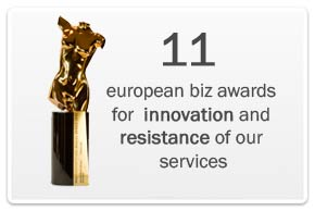 11 european biz awards
